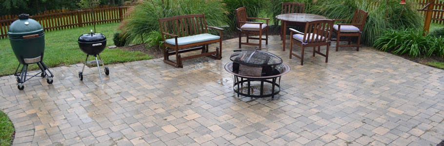 Patios | Dorin Landscaping - Kenbridge, VA